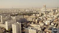Paris photographie aerienne prise d un drone