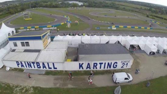 Promotion de votre club sportif ou activitee par photo aerienne prise par un drone