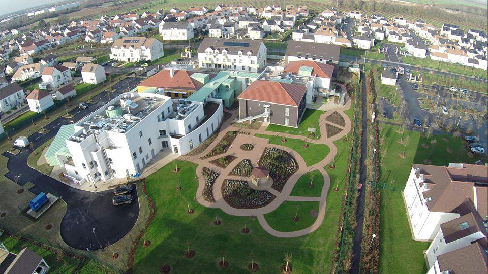 La France vue du ciel, photos aériennes par drone
