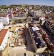 Chantier en photo aérienne par drone
