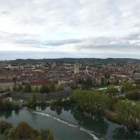 Dole.photographié par un drone