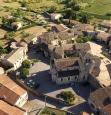 La Chapelle sous Aubenas, photo aérienne par drone
