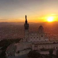Marseille en photographie aérienne par drone