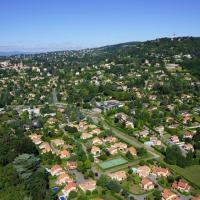 Photo aérienne de St Cyr au Mont d'Or par drone