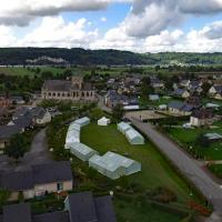 Photo aérienne de Vatteville la Rue en Normandie