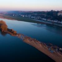 Photos, les Pays-de-la-Loire en vues aériennes par drone