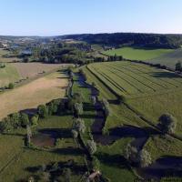 Photo aérienne Eure-et-Loir