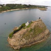 Photo aérienne Finistére en Bretagne