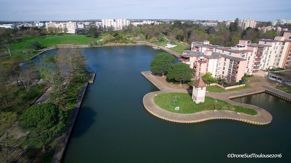 Photo aérienne Haute-Garonne