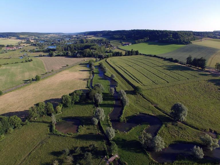 Photo aérienne Haute-Vienne