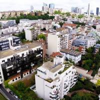 Photo aérienne Hauts-de-Seine