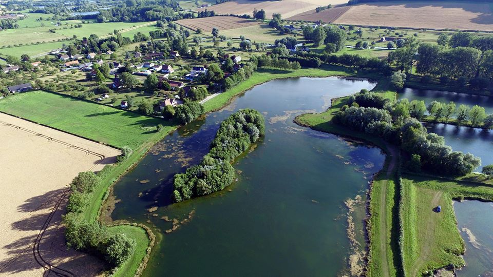 Photo aérienne Indre-et-Loire