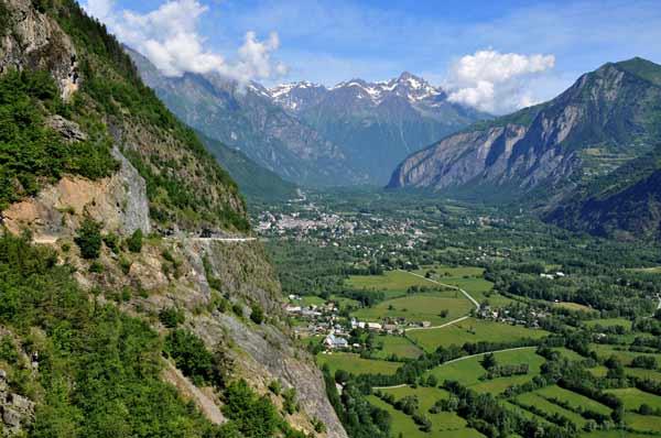Photo aérienne Isère