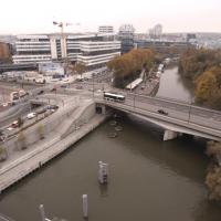Photo aérienne Issy-Les-Moulineaux, Hauts-de-Seine