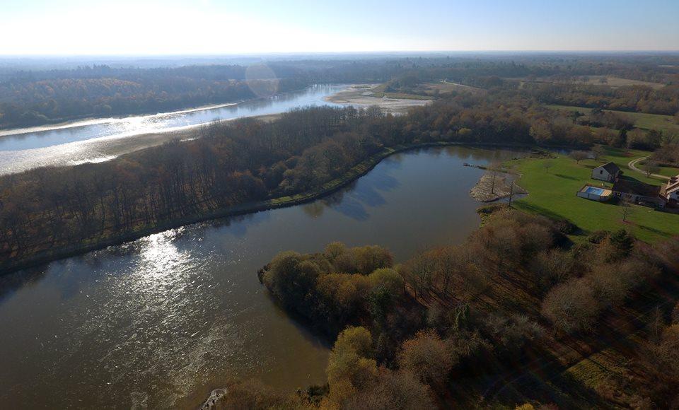 Photo aérienne Loire-Atlantique