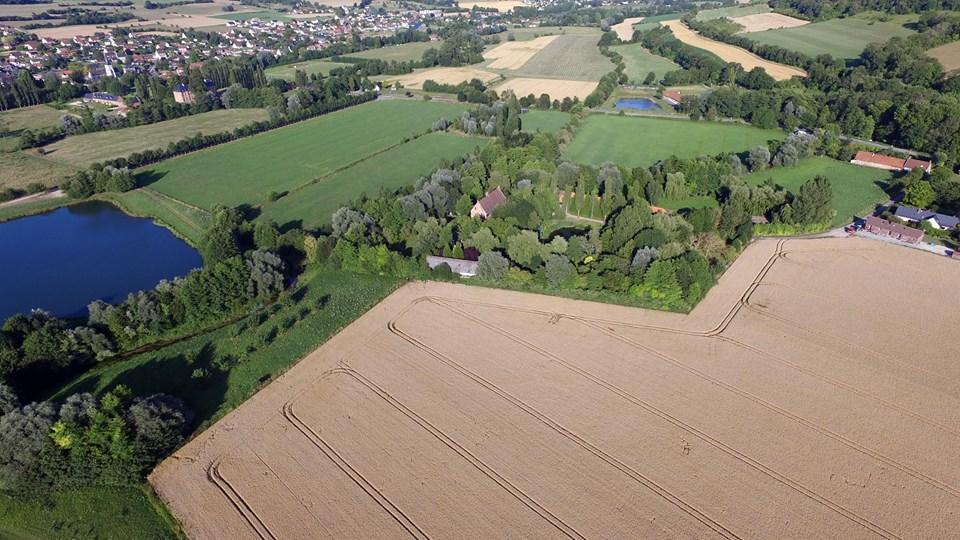 Photo aérienne Loiret