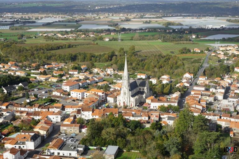 Photo aérienne Lot-et-Garonne