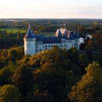 Photos, le Centre-Val-de-Loire en vues aériennes par drone