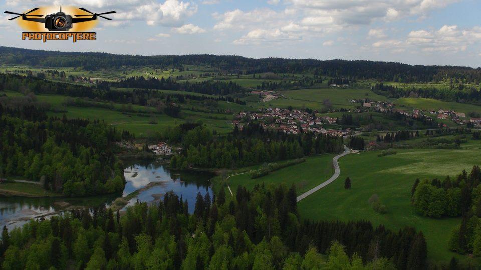 Photo aérienne Saône-et-Loire