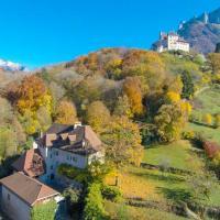 Photo aérienne Savoie