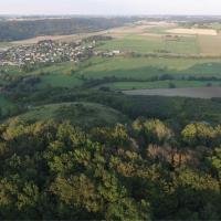 Photo aérienne Seine-et-Marne
