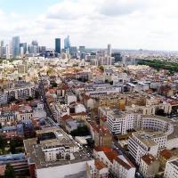 Photo aérienne Seine-Saint-Denis