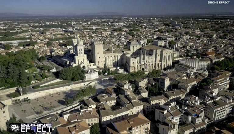 Photo d'Avignon dans le Vaucluse en Provence-Alpes-Côte d'Azur