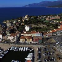 Photos de villes de Corse vues du ciel