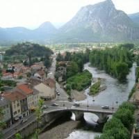 Photo aérienne Ariège