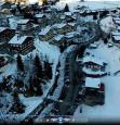 Prise de vue aérienne en photo Le Grand Bornand