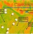 Recoupement carte NDVI Observation des vignes sur Terrains