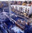 Suivi de chantier en photo aérienne par drone