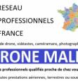 1er reseau de professionnels pilotes de drone