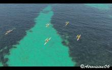 Alpes maritimes pilote de drone professionnel pour photo aérienne