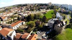 Apollo drone lyon photo aerienne auvergne rhone alpes rillieux la pape