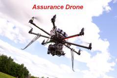 Assurance drone assureur des pilotes et des aeronefs