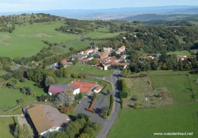 Photographie Auvergne par drone