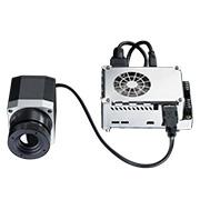 Camera thermique pour image infrarouge par drone optris pi lightweight