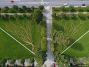 Captation d image aérienne par drone en Mayenne