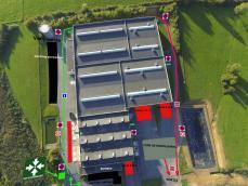 Cartographie aérienne par drone