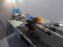 Concepteur fabricant de drones dans les alpes maritimes