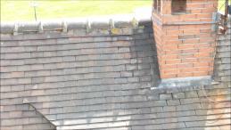 Contrôle de toiture et couverture par drone