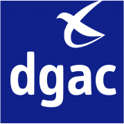 Logo DGAC direction générale de l aviation civile