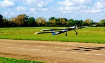 Drone autonome en énergie