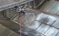 Drone de pulvérisation aérienne