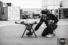 Drone dji s900 multirotors réglementation