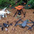Drone les drones pour vue aerienne ou prestation technique