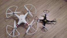 Drone les drones