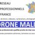 Réseau de pilote professionnel de drone sur toute la France