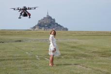 Photographier ou filmer votre mariage en vue aérienne ou terrestre